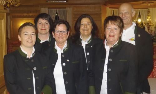 Der Vorstand des Verein WIR