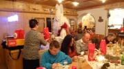 Der Nikolaus besucht unsere Jahreshauptversammlung