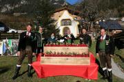 Feierliche Übergabe der Nikolaussackerl 2020